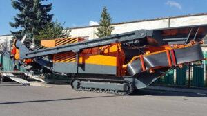 Prodej nových strojů Loco Project